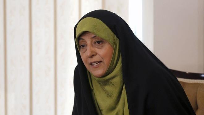 Báo Iran: Phó Tổng thống Iran Masoumeh Ebtekar dương tính với virus corona - ảnh 1