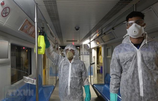Iran ghi nhận 22 ca tử vong do dịch viêm đường hô hấp cấp COVID-19 - ảnh 1