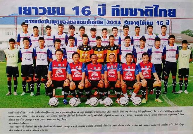 Bóng đá Thái Lan chìm trong tiếc thương: Cựu tuyển thủ U16 qua đời sau 6 tháng chiến đấu trên giường bệnh vì đột quỵ - ảnh 2