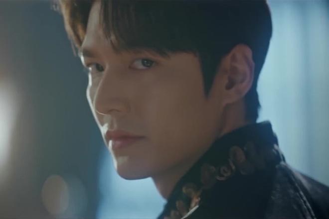 Quân Vương Bất Diệt Lee Min Ho vừa tái xuất 3 giây đã leo thẳng top 1 trending xứ Hàn vì quá đẹp trai - ảnh 1