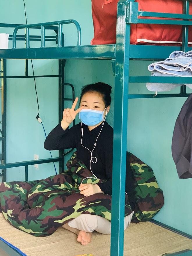 Cận cảnh bên trong khu cách ly người Việt từ tâm dịch virus Corona của Hàn Quốc về Đà Nẵng - ảnh 12