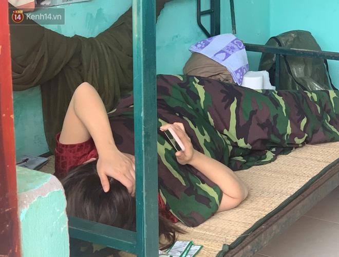 Cận cảnh bên trong khu cách ly người Việt từ tâm dịch virus Corona của Hàn Quốc về Đà Nẵng - ảnh 8