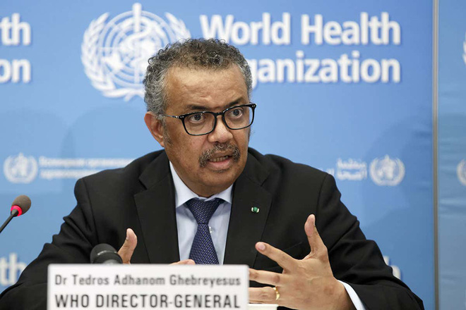 WHO nâng mức đánh giá nguy hiểm toàn cầu của dịch COVID-19 từ mức 'cao' lên 'rất cao' - ảnh 1