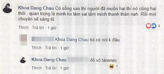 Rò rỉ đoạn hội thoại Châu Đăng Khoa khẳng định bị hại trong scandal bị Orange và Lyly tố ăn chặn cát-xê - ảnh 1