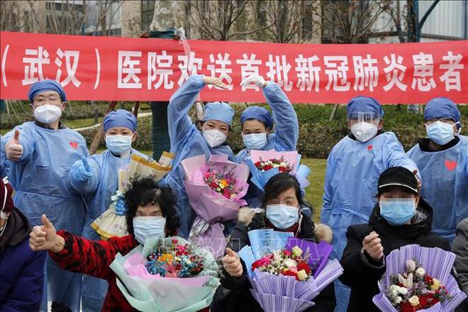 Đã có 39.002 người Trung Quốc nhiễm COVID-19 được xuất viện - ảnh 1