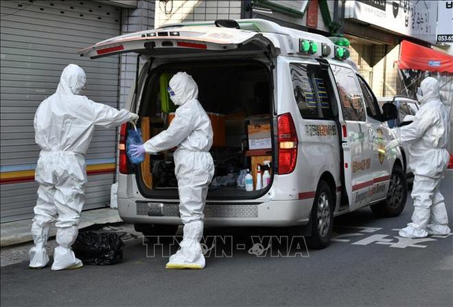 Hàn Quốc cảnh báo sẽ có thêm nhiều ca nhiễm bệnh tại thành phố Daegu - ảnh 1