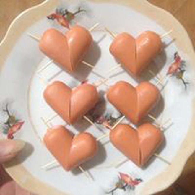 Nhìn những món quà Valentine độc lạ này mới hiểu vì sao người ta nói con đường ngắn nhất đến trái tim nhau là thông qua… bao tử! - Ảnh 13.