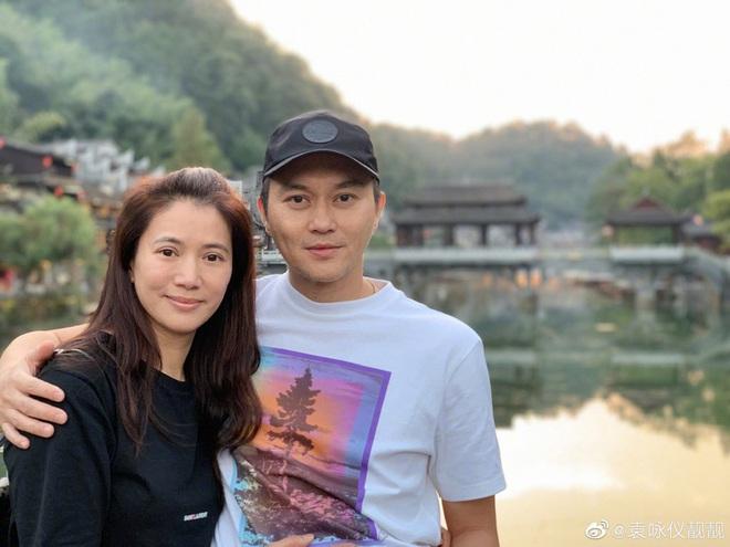 Mấy ai được như cặp Viên Vịnh Nghi - Trương Trí Lâm: 19 năm bên nhau nàng vẫn đỏ mặt, tim đập mạnh khi chụp ảnh với chàng - Ảnh 8.