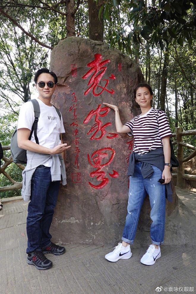 Mấy ai được như cặp Viên Vịnh Nghi - Trương Trí Lâm: 19 năm bên nhau nàng vẫn đỏ mặt, tim đập mạnh khi chụp ảnh với chàng - Ảnh 10.