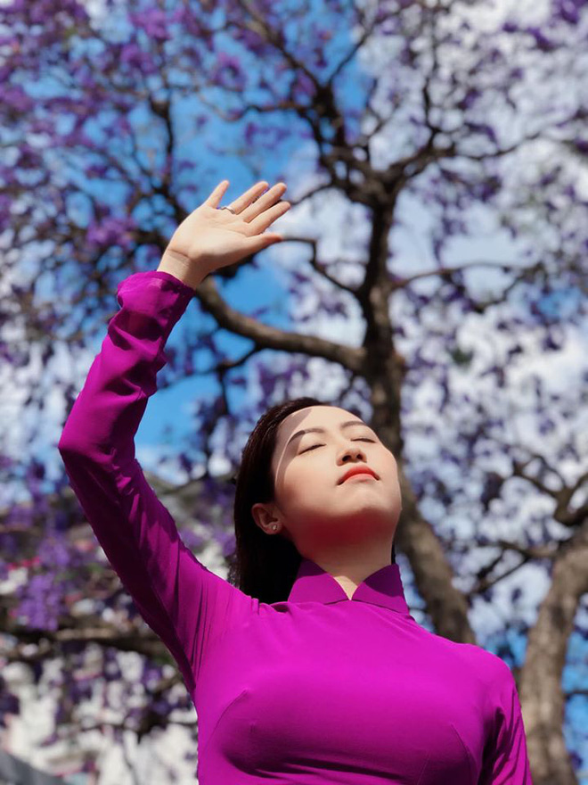 Đà Lạt mộng mơ mùa hoa phượng tím nở rộ, chị em không đi thì sẽ hối tiếc vô cùng - Ảnh 4.