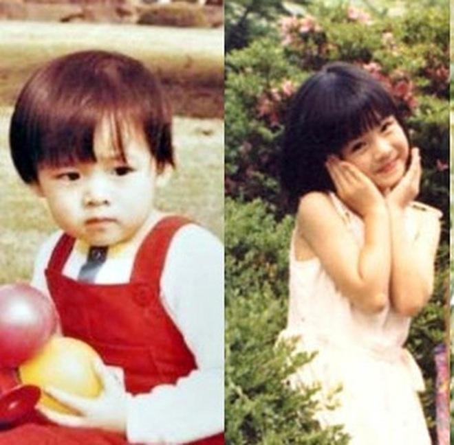 Mã gen của 10 diễn viên Hàn sau cần được bảo tồn khẩn cấp: Nhìn ảnh ấu thơ cưng muốn xỉu, lúc lớn cả Châu Á phát cuồng là đúng rồi! - Ảnh 1.