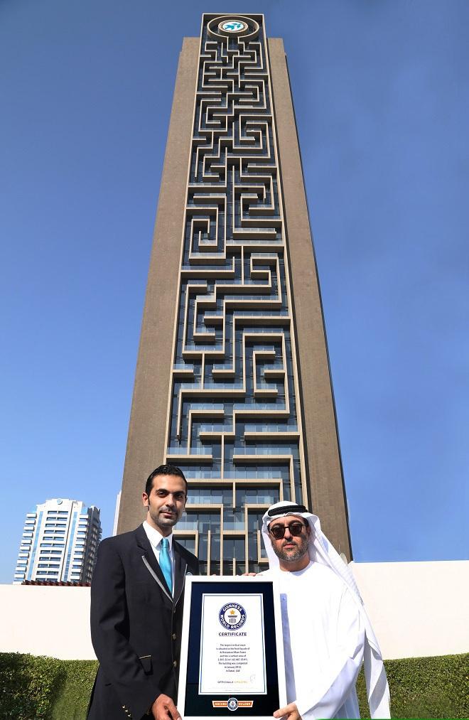 """10 công trình chứng tỏ Dubai là """"quốc gia của mọi cái nhất"""" trên thế giới, xem ảnh chỉ biết ngỡ ngàng vì quá hoành tráng - Ảnh 8."""