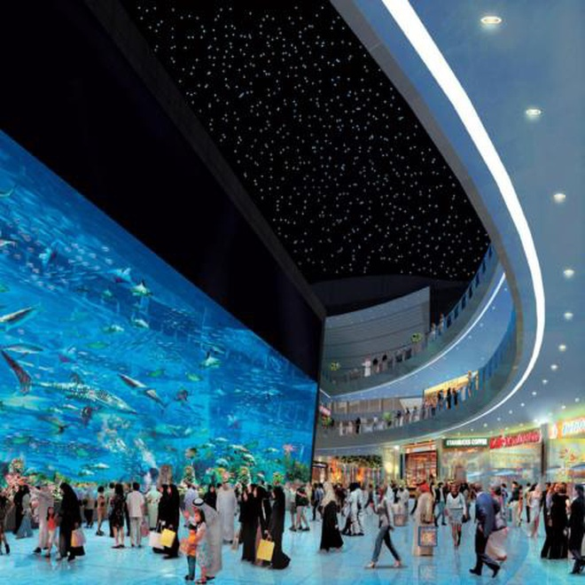 """10 công trình chứng tỏ Dubai là """"quốc gia của mọi cái nhất"""" trên thế giới, xem ảnh chỉ biết ngỡ ngàng vì quá hoành tráng - Ảnh 3."""