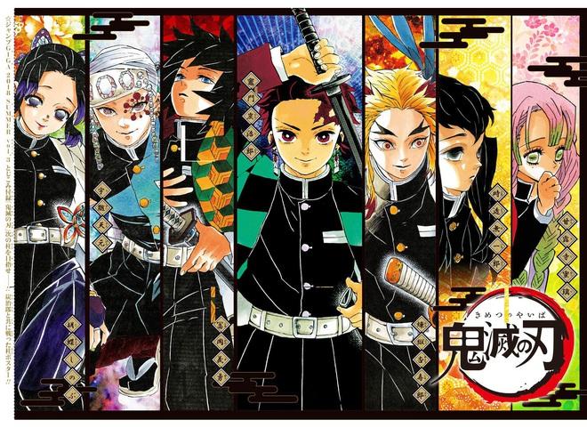 Fan của Kimetsu no Yaiba sắp được hóa thân thành các anh hùng diệt quỷ  trong tựa game cùng tên!