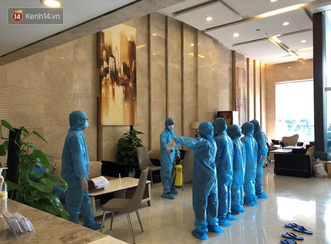 Cận cảnh bên trong khách sạn cách ly tập trung cho khách nước ngoài ở Đà Nẵng - Ảnh 7.