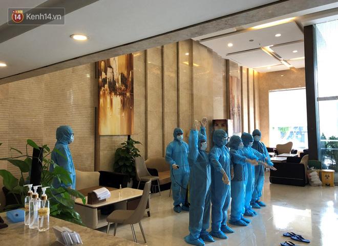 Cận cảnh bên trong khách sạn cách ly tập trung cho khách nước ngoài ở Đà Nẵng - Ảnh 8.
