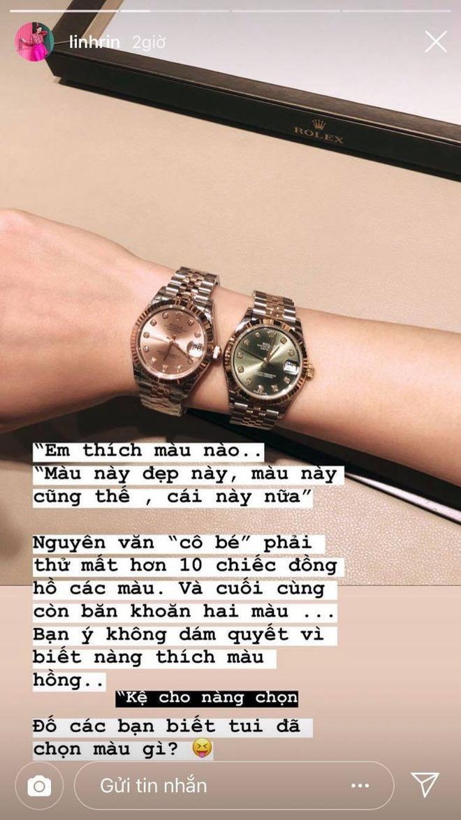 Điểm sương sương list quà Phillip Nguyễn - con trai tỉ phú tặng bạn gái: Chuẩn mẫu đàn ông có tiền, có tâm mà cô nàng nào cũng mơ - Ảnh 1.