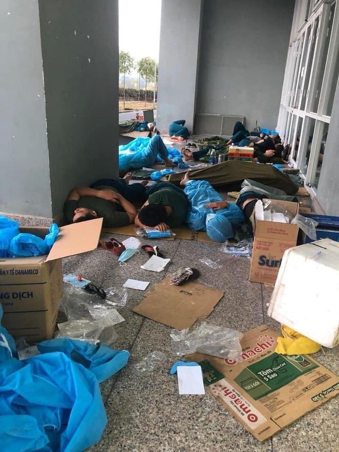 Sinh viên ký túc xá ĐH QG TPHCM lên tiếng khi khu cách ly bị du học sinh liên tục chê bẩn, như nhà hoang: Đừng đòi hỏi quá nhiều! - Ảnh 7.