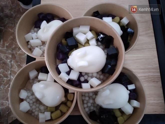 Chủ quán ăn ở Hà Nội nấu hàng trăm suất cơm, chè miễn phí cho những y bác sỹ đang gồng mình chống dịch Covid-19 tại BV bệnh Nhiệt đới TW - Ảnh 6.