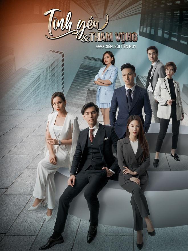 Tình Yêu Và Tham Vọng: Drama thương trường căng đét từ tập 1 nhưng diễn xuất phải chờ thêm cho rõ - ảnh 1