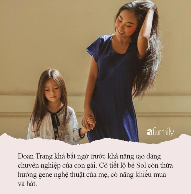 Con gái lai Tây của Đoan Trang: Mới 6 tuổi đã nói trôi chảy 3 thứ tiếng, số lần vi vu nước ngoài còn nhiều hơn cả số tuổi - Ảnh 4.