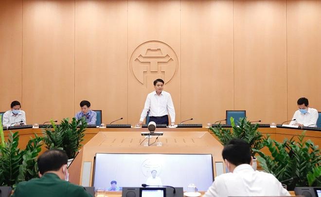 Chủ tịch Hà Nội: Ổ dịch Bệnh viện Bạch Mai rất phức tạp - Ảnh 1.