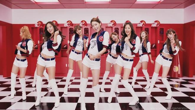 """Từ thời """"ngày xửa ngày xưa"""", SNSD đã lăng xê bao hot trend khiến dân tình điên đảo: Đẳng cấp girl group """"tường thành"""" là đây - ảnh 3"""