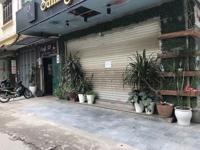 """Chủ cửa hàng thực hiện lệnh đóng cửa quán để chống dịch COVID-19: """"Sức khoẻ là vốn quý nhất, mong Hà Nội sớm bình yên trở lại!"""" - ảnh 2"""