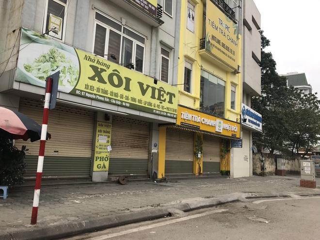 """Chủ cửa hàng thực hiện lệnh đóng cửa quán để chống dịch COVID-19: """"Sức khoẻ là vốn quý nhất, mong Hà Nội sớm bình yên trở lại!"""" - ảnh 1"""