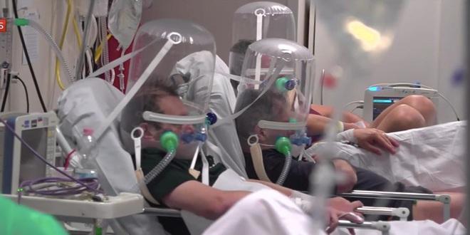 Mọi thứ trở nên hỗn loạn chưa từng thấy: Các bệnh viện Mỹ đang vỡ trận vì đại dịch virus corona - ảnh 2