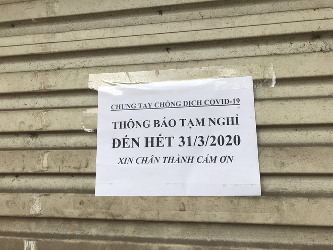 """Chủ cửa hàng thực hiện lệnh đóng cửa quán để chống dịch COVID-19: """"Sức khoẻ là vốn quý nhất, mong Hà Nội sớm bình yên trở lại!"""" - ảnh 3"""