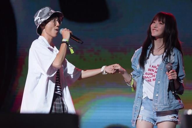 Hot girl Thái Lan từng song ca với Lynk Lee gây sốt khi bất ngờ tham gia Produce 101 bản Trung Quốc - ảnh 5