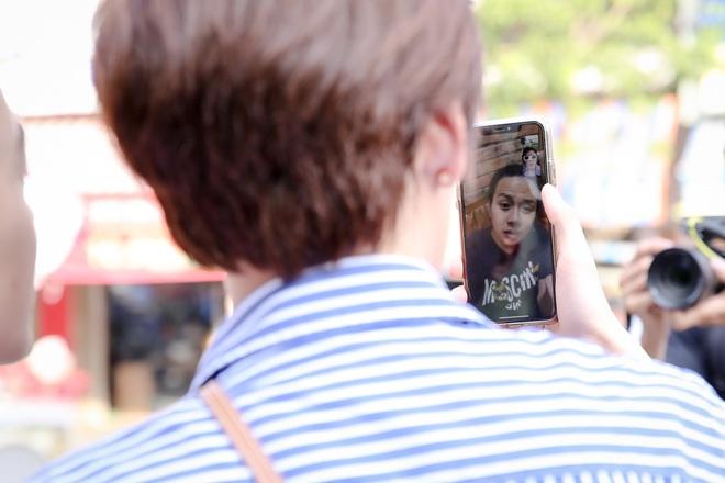 Tự cách ly vì Cô Vy, Duy Khánh vẫn được chồng yêu Cris Phan tiếp tế thức ăn tận cửa - ảnh 2