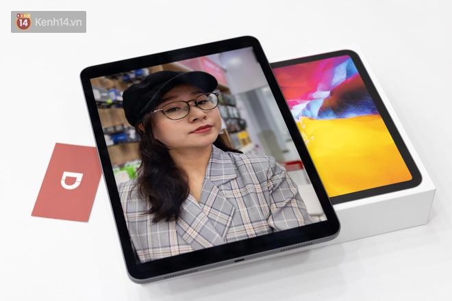 Trải nghiệm nhanh iPad Pro 2020 đầu tiên tại Việt Nam, khác biệt với cụm camera sau, giá từ 26,9 triệu đồng - ảnh 5