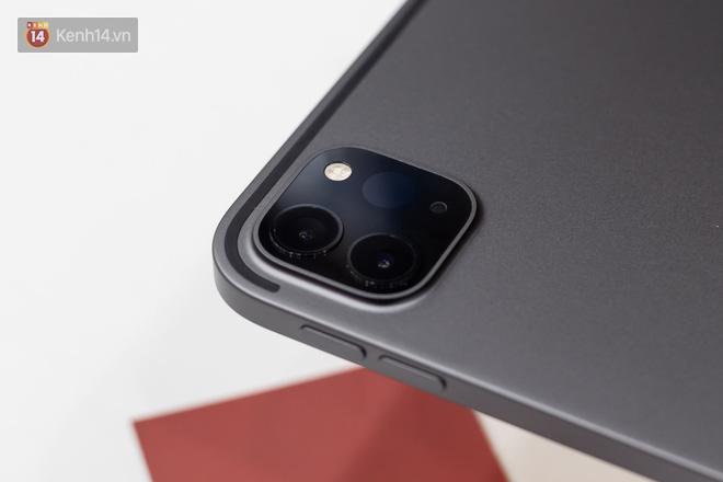 Trải nghiệm nhanh iPad Pro 2020 đầu tiên tại Việt Nam, khác biệt với cụm camera sau, giá từ 26,9 triệu đồng - ảnh 3