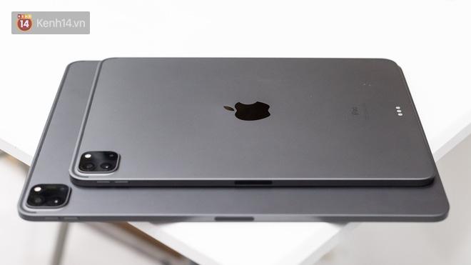 Trải nghiệm nhanh iPad Pro 2020 đầu tiên tại Việt Nam, khác biệt với cụm camera sau, giá từ 26,9 triệu đồng - ảnh 8
