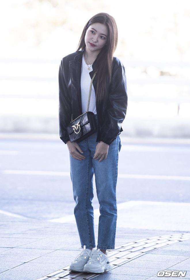 Thuộc team chân ngắn của Kpop nhưng Yeri (Red Velvet) vẫn mặc quần jeans siêu nuột, ra là có bí kíp cả - ảnh 2