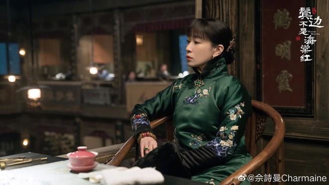 Phận là nữ phụ đam mỹ nhưng thần thái Xa Thi Mạn ở Bên Tóc Mai Không Phải Hải Đường Hồng ăn đứt Nhàn Phi năm nào - ảnh 8