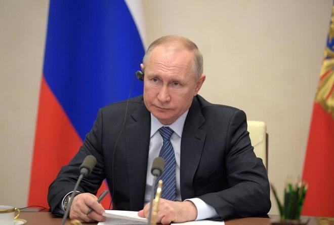 Tổng thống Putin: Nga có thể đánh bại Covid-19 trong 3 tháng - ảnh 1