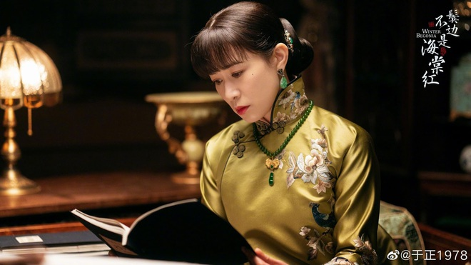 Phận là nữ phụ đam mỹ nhưng thần thái Xa Thi Mạn ở Bên Tóc Mai Không Phải Hải Đường Hồng ăn đứt Nhàn Phi năm nào - ảnh 10