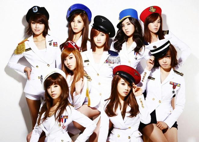 """Từ thời """"ngày xửa ngày xưa"""", SNSD đã lăng xê bao hot trend khiến dân tình điên đảo: Đẳng cấp girl group """"tường thành"""" là đây - ảnh 2"""
