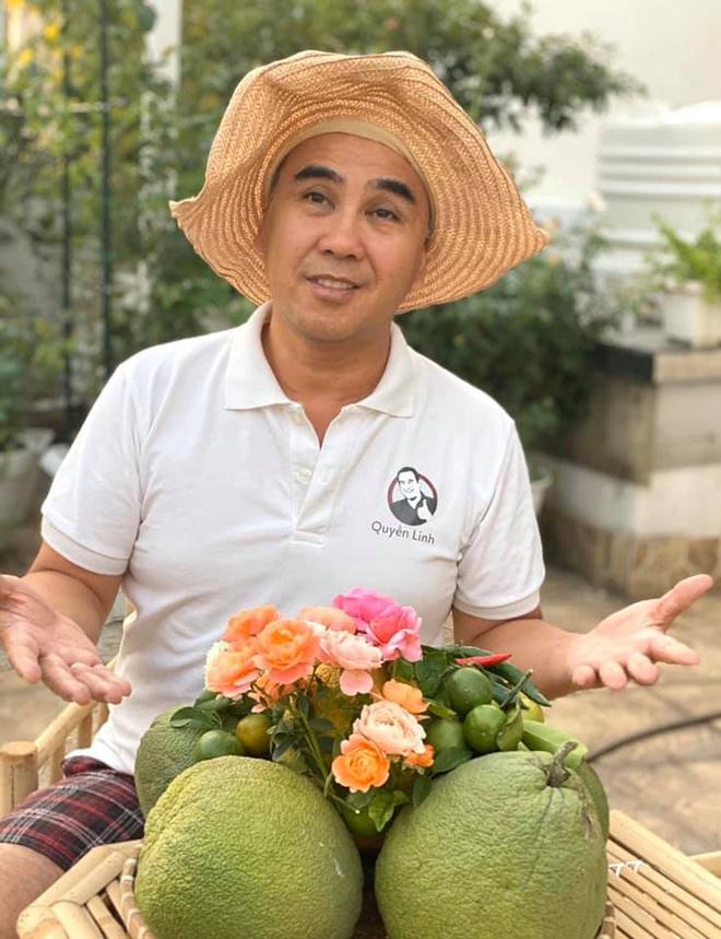 Con gái MC Quyền Linh lại gây thương nhớ khi xuất hiện trong biệt thự vườn ngập hoa trái được định giá 21 tỷ - ảnh 3