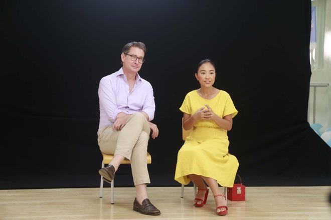 Biểu cảm đáng yêu của bé Đậu nhà Ba Duy - Nam Thương khi bị bắt quả tang trên show thực tế - ảnh 2