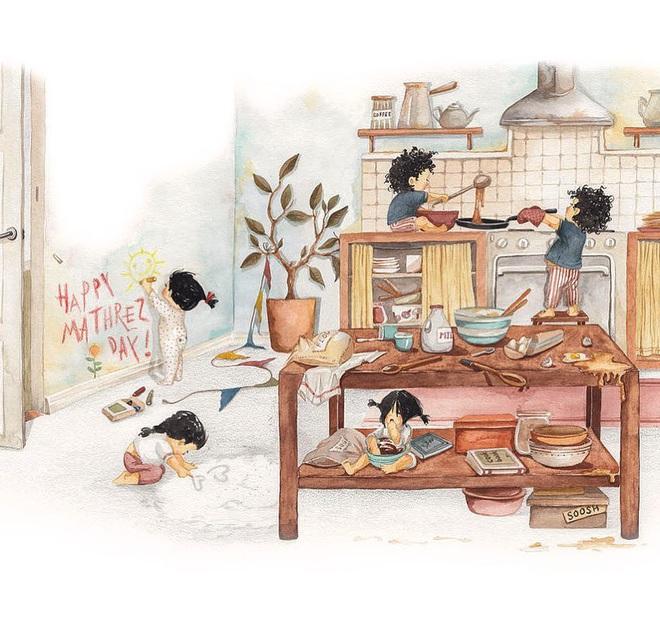 Những mẩu chuyện nhỏ nói với bạn rằng: Nhà là nơi có người bảo vệ bạn hết mình, yêu thương bạn vô điều kiện - ảnh 2