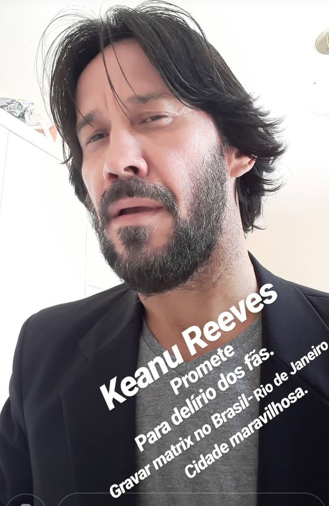 Tài tử Ma Trận Keanu Reeves mới tìm được người em sinh đôi thất lạc nhiều năm và sự thật khiến ai cũng ngỡ ngàng - ảnh 6