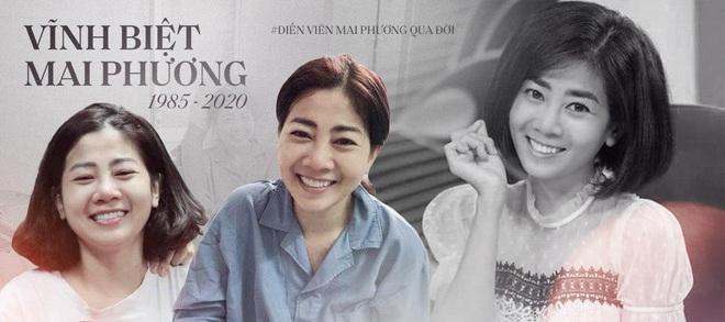 Tang lễ cố diễn viên Mai Phương: Người cha nén đau thương, lặng lẽ đứng bên linh cữu con gái - ảnh 4
