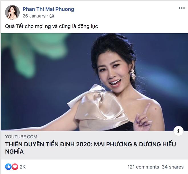 Xúc động với sân khấu quay hình cuối cùng của Mai Phương trước khi qua đời, là món quà Tết cố nghệ sĩ dành tặng cho khán giả - ảnh 1