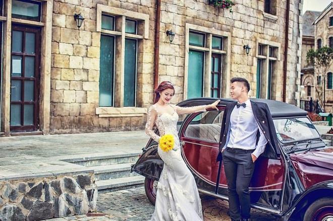 Hé lộ bộ ảnh cưới khiến Cao Xuân Tài mất đi nụ hôn đầu, cô dâu cài làm hình nền nhưng không quên đính chính! - ảnh 5