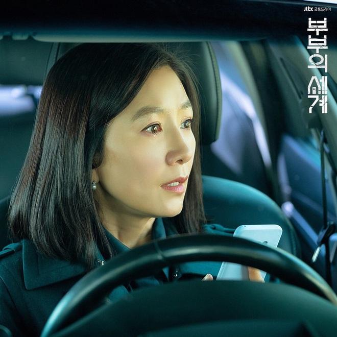 Phim 19+ Thế Giới Hôn Nhân: Màn tái xuất nóng bỏng của Kim Hee Ae, drama tiểu tam khiến chị em vừa xem đã muốn ở giá! - ảnh 5