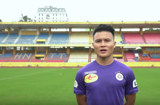 Cầu thủ Quang Hải chia sẻ việc thi đấu giữa mùa dịch Covid-19: Sân bóng không có khán giả - ảnh 3